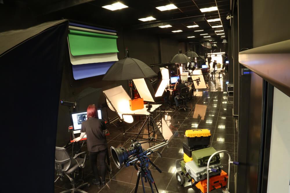 スタジオ例4