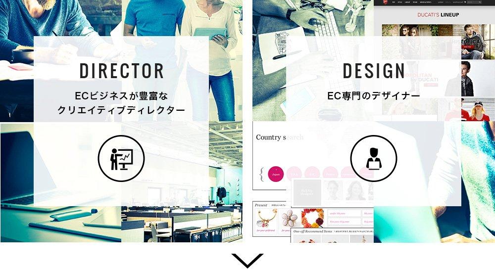 それぞれのプロフェッショナルが、デザインや設計を行うことでブランディングとセールスの両方を実現
