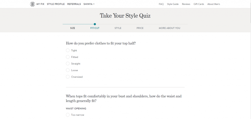 Style Profile Personal Styling for Women Men (1)
