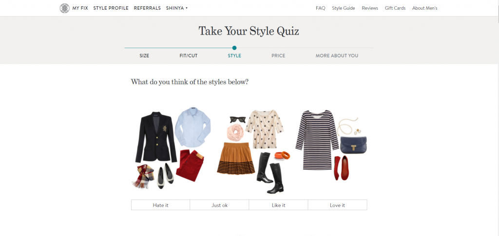 Style Profile Personal Styling for Women Men (2)