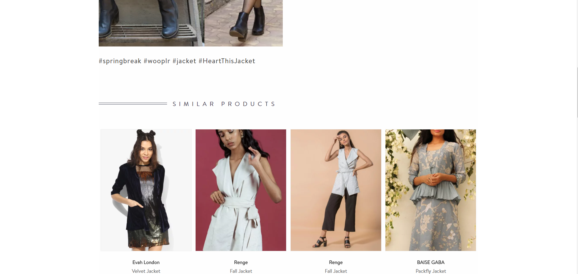 Megha Ray megha_ray My Fashion Collections Shop the Latest Fashion Trends Online (4) - copia