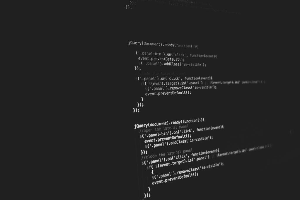 black-and-white-code-programming-tech-79290